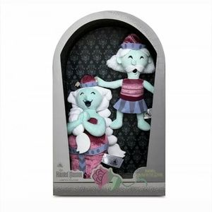 Haunted Mansion Limited Release Plush Set